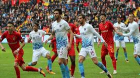 Fırtına istediğini alamadı... Kayseri'den gol sesi gelmedi!