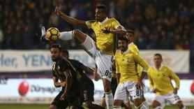 Fenerbahçe'ye başkentte ağır darbe