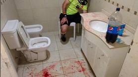 Arjantin'de futbol terörü! Öldüresiye dayak...