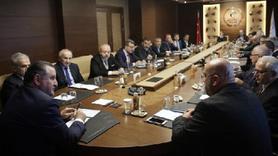 Spor Bakanı Bak, TFF 1. Lig ekiplerinin başkanlarını kabul etti