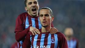 Trabzonspor'un zirve yürüyüşü... Yusuf attı Fırtına 5'te 5 yaptı