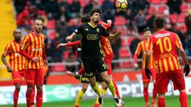 Malatyaspor'dan çok kritik galibiyet!