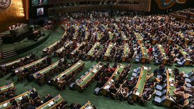 BM'de 122 ülkeden kritik tasarıya onay