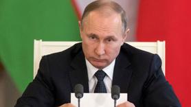 Putin'den flaş açıklama! Terör saldırısı