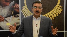 Gümrük ve Ticaret Bakanı Tüfenkci: Türkiye, oyunları bozmak için...