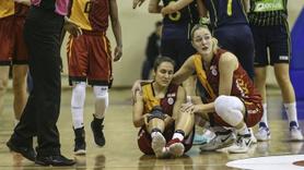 Galatasaray'a Ayşegül Günay'dan kötü haber