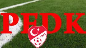 Beşiktaş - Galatasaray derbisi PFDK'lık oldu!