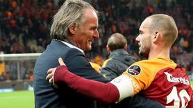 İşte Riekerink'in Galatasaray performansı