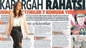 Hürriyet'in 'Karargahı'na soruşturma