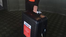 THY'den yasağa karşı özel valiz
