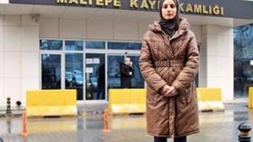 Başörtülü kıza saldıran kadın tahliye edildi