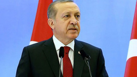 Erdoğan'dan Murat Ertürk'e tebrik telgrafı