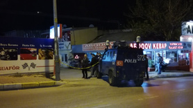 Maltepe'de oto yıkamaya EYP'li saldırı