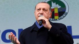 Erdoğan Zonguldak'ta sinirlendi: Bana slogan atmayın!