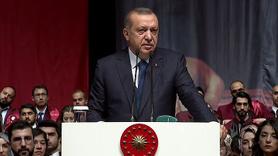 Cumhurbaşkanı Erdoğan: Vatanın ihtiyacı fedakar gençlik