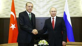 Cumhurbaşkanı Erdoğan'ın ziyaretiyle Rus-Türk ihtilafı bitti