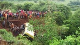 Korkunç trafik kazası! 34 çocuk öldü