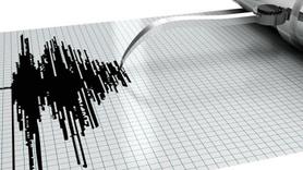 Karadeniz'de 4,1 büyüklüğünde deprem