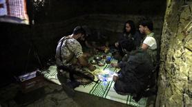 Türkmendağı'nda 'karanlık' Ramazan