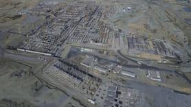 3. Havalimanı için 440 bin ton inşaat demiri kullanıldı