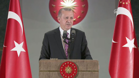 Cumhurbaşkanı Erdoğan: Yeni bir iftira daha atmışlar