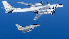 NATO savaş jetinden Rus bakanın uçağına taciz