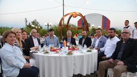 Doğan, AK Parti teşkilatını iftarda ağırladı
