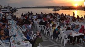 İBB'den 15 bin kişiye iftar
