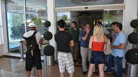 Tatilcileri dolandıran otelci yurt dışına kaçmış