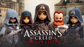 Assassin's Creed Rebellion geliyor