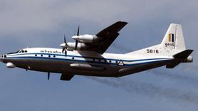 120 kişiyi taşırken kaybolan uçaktan kötü haber