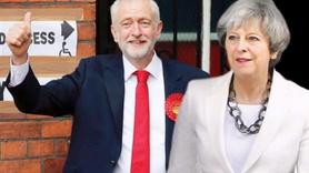 İşte İngiltere'deki seçimden ilk sonuçlar