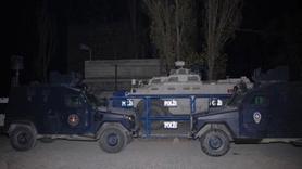 Diyarbakır'da polise roketatarlı saldırı