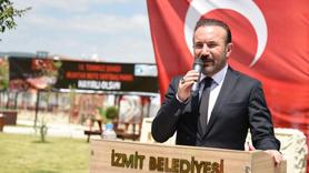 Demokrasi şehidi muhtarın adı İzmit'te yaşayacak