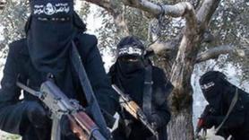 DEAŞ'lı 3 Türk kadın canlı bomba yakalandı