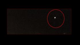 Bodrum'da deprem sonrası UFO gözlendi