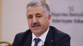 Ulaştırma Bakanı Arslan Çamlıca gişeleri için tarih verdi
