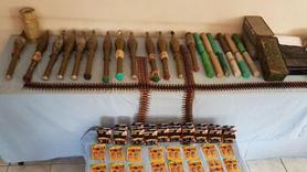 Hakkari'de terör örgütü PKK'ya ağır darbe