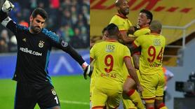 Volkan Demirel'in yediği gol olay oldu!
