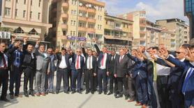 MHP Hakkari'de büro açtı