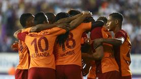 Galatasaray doludizgin... Aslan Osmanlıspor'a acımadı