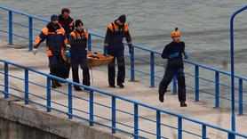 Büyük facia! İşçileri taşıyan otobüs denize uçtu!
