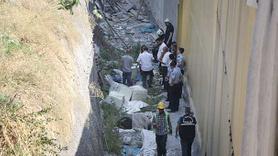 Marmaray inşaatında ceset bulundu