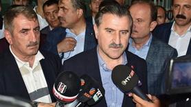 Süper Kupa finali sonrası Bakan Bak'tan olaylara tepki