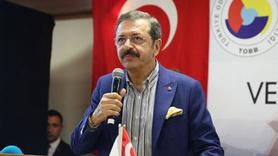 TOBB Başkanı Hisarcıklıoğlu: Bir dünya rekoru kırdık