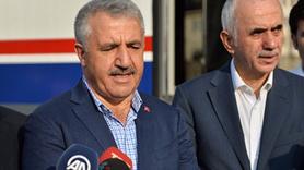 Bakan Arslan: Türkiye kendi milli trenini yapabilir hale gelecek