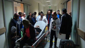 Kars'ta 40 kadın hastaneye kaldırıldı