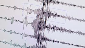 İki ilde korkutan deprem!