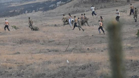 Kars'ta 17 asker hastanelik oldu