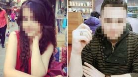 Erkek arkadaşının evinde dövülmüş ve yarı baygın bulundu